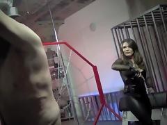 Mistress Mena Li Asian Cruelty Whipping
