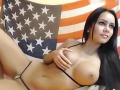 Brunette, Amateur, Big Tits, Brunette, Nipples, Solo