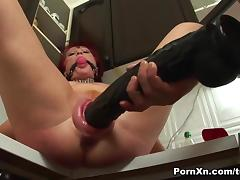 Esmeralda in Mommy Gets Abused In The Kitchen - PornXn