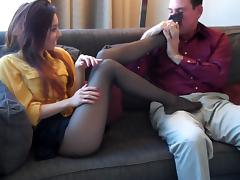 free Pantyhose tube videos