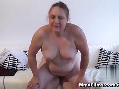 Sweaty Bbw Wife Loves A Good Fuck Video - MmvFilms