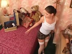 Dad, Anal, Babysitter, Dad, Daddy, Maid