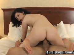 Belle Noir in Prom Night Virgins - BarelyLegal