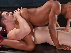 Double Kross XXX Video: Adrian Hart, Andrew Stark