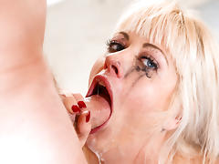 Holly Heart in Holly Wants To Deepthroat Me! Video