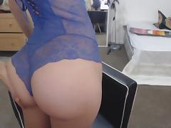 Sexy college girl  webcam masturbation