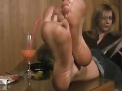 Sexy Foot Fetish Soles 2