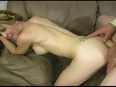 Anal sex can hurt-faces of painal