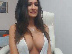 Babe, Amateur, Babe, Boobs, Masturbation, Tits