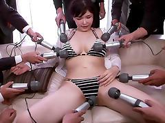 Anri Okita in Anri Okita Orgy - EritoAvStars
