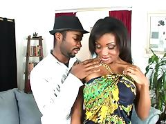 Lisa Belize is the ebony goddess who just loves a cock inside her cunt