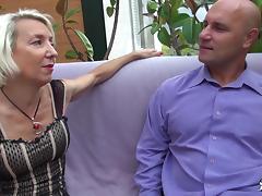 La Cochonne -  French Mature Slut Gets Her Ass Pounded