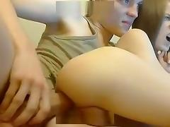 Anal, Anal, Cute, Sex, Webcam