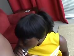 Amazing Ebony Big Tits xxx scene. Enjoy my favorite scene