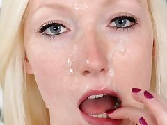 1000Facials Video: Tegan Riley & Johnny Fender