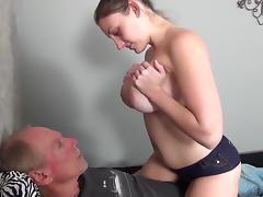 All, Amateur, Big Tits, Brunette, Cumshot