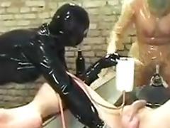 Enema, Anal, BDSM, Enema, Femdom, Latex