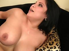 Busty Step-mom Sophia Lomeli Loves Young Dick