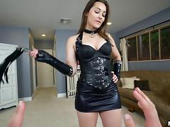 Dani Daniels was never doggy-plowed in such a pleasurable way