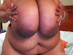 Black, BBW, Big Tits, Black, Boobs, Chubby