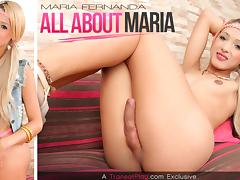 Maria Fernanda in All About Maria - TransAtPlay