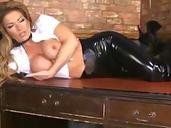 Lynda Leigh Boots And Leggings