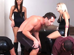 Pain loving guy gets his wishes fulfilled - GlamBitches