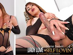 Lady Love in Some Sweet Self Lovin' - TransAtPlay