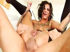 Best pornstar Bonnie Rotten in horny dildos/toys, big tits porn video