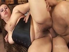 Exotic pornstar in best bbw, brunette adult movie