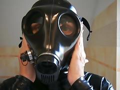 Gas Mask breath