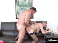 Grandma, Big Tits, Boobs, German, Granny, Hardcore