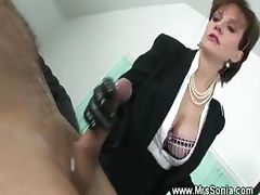 Prodomme cumming punishment