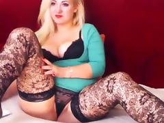 Blonde MilenaPassion in free chat