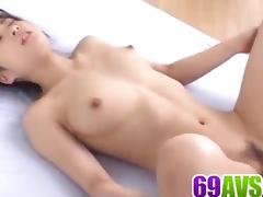 Hyori Shiraishi craves to swallow after such nasty fuck