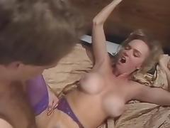 Horny pornstar Crystal Wilder in best stockings, big tits xxx video