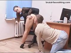 Ass Licking, Ass, Ass Licking, Femdom, Fetish, Lick