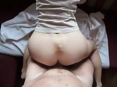 amateur fucking my wife 56 yo doggy  sazz