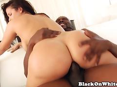 Allure, Allure, Anal, Ass, Interracial, Seduction