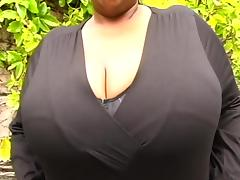 Huge big hanging mature bbw tits 29