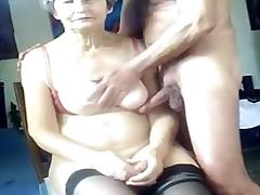 Mom, Amateur, Cum in Mouth, Dildo, Granny, Homemade