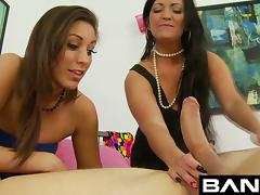 BANG.com: Daughters Learn To Fuck By Watching Mom