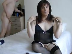 Maria Satin Landlady Satin Fun Part 9