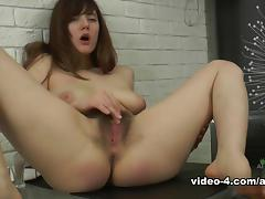 Anni Bay in Masturbation Movie - AtkHairy