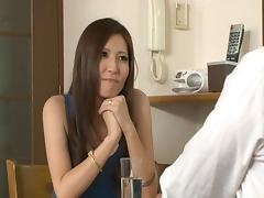 Charming Yuuna Shiina enjoys having her wet snatch plowed
