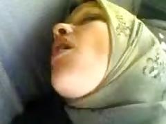 Arab, Arab, Blowjob, Car, Sucking