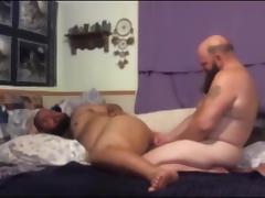 CHUBBY FUCKS HARD CUB