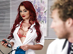 Skyla Novea & Michael Vegas in When A Doctor Needs Help - Brazzers