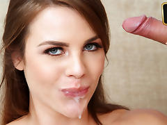 Ally Tate in Size Is Not A Factor - ExxxtraSmall