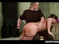 Salsa Dance Domination And Spanking